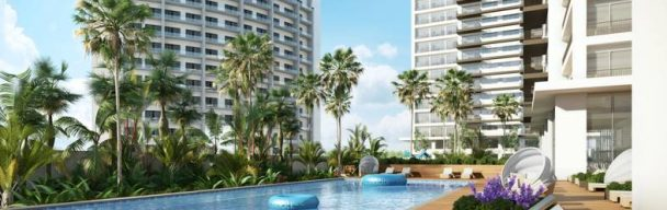 Luxury Condominiums for sale in Brezza Towers Cancun